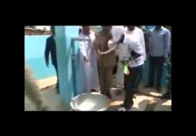 Côte d'Ivoire, Développement des Localités: Eau Potable, Electricité et Ecole à Tabakoroni