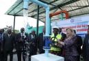 Renforcement des installations de production d'eau potable
