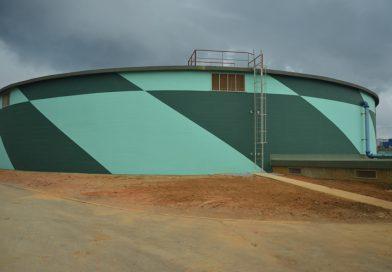 Visite du chantier d'AEP de Yopougon