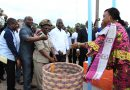 "ONEP inaugurates the ""Dominique OUATTARA"" water tower of KOYEKRO"