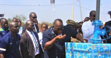 KORO est désormais raccordé au réseau d'eau potable