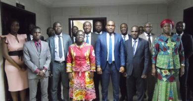 Le Conseil d'Administration de l'ONEP a tenu sa première session