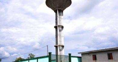 Inauguration du château d'eau de Tafiré pour le bonheur des populations de Tafiré